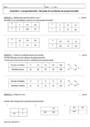Cours et exercice : Proportionnalité, Organisation gestion des données : 6ème
