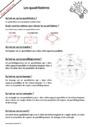 Leçon et exercice : Quadrilatères : CE2