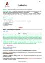 Séquence - Fiche de préparation Adverbes : CM2