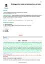 Séquence - Fiche de préparation Autres fiches - Orthographe : CM1