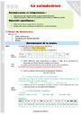 Séquence - Fiche de préparation Calculatrice : CM1