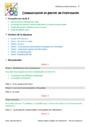 Séquence - Fiche de préparation Communication et information : 6ème