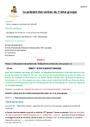 Séquence - Fiche de préparation Conjugaison : CM1