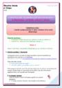Séquence - Fiche de préparation Le droit et la règle : CE2