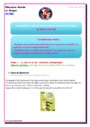 Séquence - Fiche de préparation Le jugement : CE1
