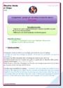 Séquence - Fiche de préparation Le jugement : CE2