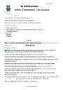 Séquence - Fiche de préparation Ordre alphabétique / Dictionnaire : CM2