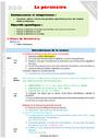 Séquence - Fiche de préparation Périmètre : CM2