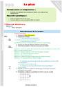 Séquence - Fiche de préparation Quadrillage : CM1