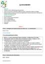 Séquence - Fiche de préparation Sciences - Nouveau programme : CM2