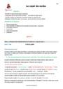 Séquence - Fiche de préparation Sujet, groupe sujet : CM1