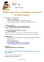 Séquence - Fiche de préparation Traces d'une occupation ancienne du territoire français : CE2