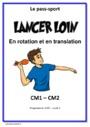Leçon et exercice : Sports de performance individuelle : CM1