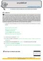 Révision, soutien scolaire - Prédicat : CM2