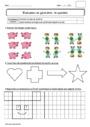 Leçon et exercice : Symétrie axiale : CE1