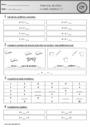 Leçon et exercice : Tables d'addition : CP