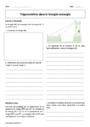 Cours et exercice : Trigonométrie dans le triangle rectangle : Seconde - 2nde