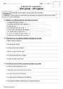 Voix passive et voix active : CM2 - Cycle 3 - Exercice ...