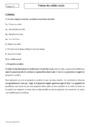 Cours et exercice : Volume des solides usuels : Seconde - 2nde