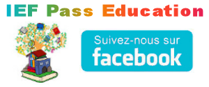 Page facebook IEF Pass Education