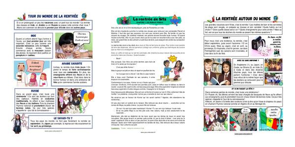 Pages de garde et affiches de porte - Pass Education