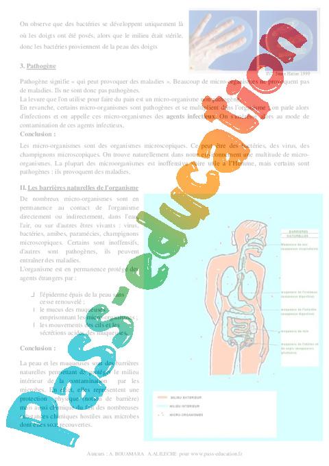toxinok meghatározása svt 3eme)