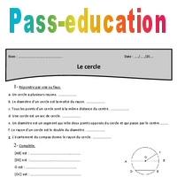 Cercle Cm1 Exercices A Imprimer