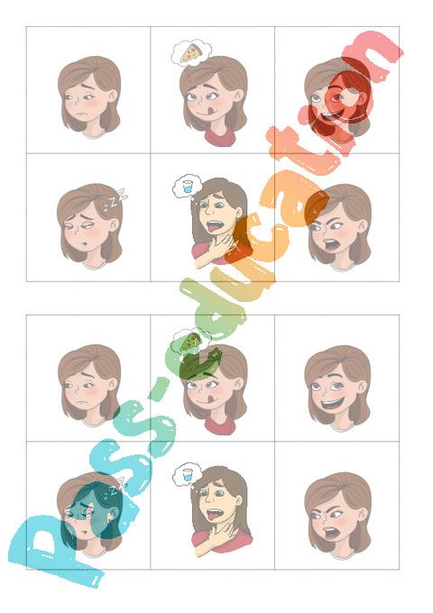 Feelings - CE1 - Anglais - Pass Education