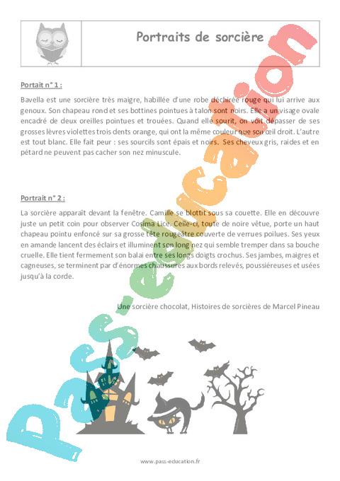 Lecture : CM1 - Cycle 3 - Exercice évaluation révision leçon - Pass Education