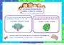 Affichage pour la classe Ecrire les sons difficiles : CM1