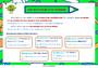 Affichage pour la classe Multiples : CM1