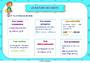 Affichage pour la classe Nature et fonction : CM2
