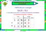 Affichage pour la classe Nombres décimaux : CE1