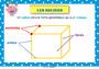 Affichage pour la classe Solides et patrons : CM2