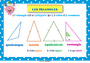 Affichage pour la classe Triangles : CE2