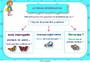 Affichage pour la classe Types de phrases : CE2