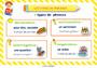 Affichage pour la classe Types de phrases : CP
