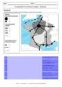 Cours et exercice : Aménagement et développement du territoire français : 3ème