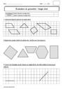 Leçon et exercice : Angles : CE1
