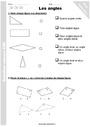 Leçon et exercice : Angles : CM2