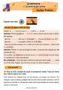 Leçon et exercice : Autres fiches - Grammaire : CE2