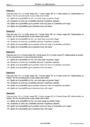Cours et exercice : Autres fiches - Organisation et gestion des données : 3ème