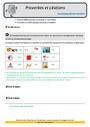 Leçon et exercice : Autres fiches - Vocabulaire / Lexique : CM2