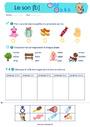 Leçon et exercice : [b] b – Son simple : CE1