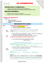 Leçon et exercice : Calculatrice : CM1