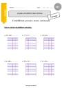Leçon et exercice : Calculs : CE1