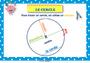 Leçon et exercice : Cercle et disque : CE1