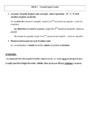 Leçon Accord sujet verbe : CM1