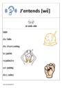 Leçon Affichages / divers : CP