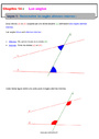 Cours Angles : 5ème
